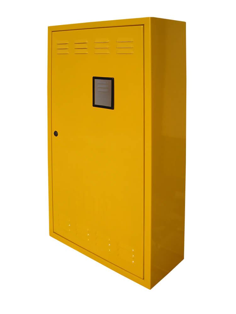 Po N U Wall Mounted Built In Gas Meter Cabinet Metal