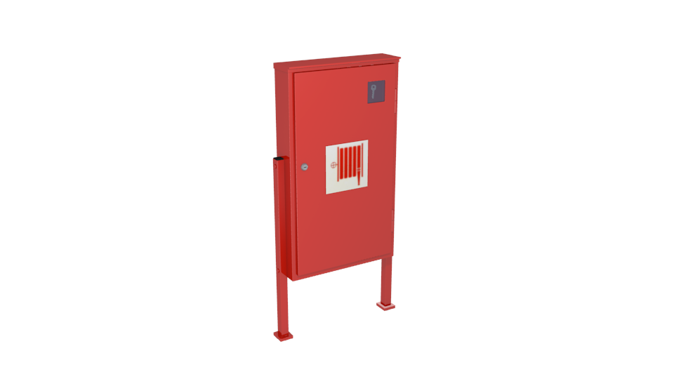 Ho N U Wall Mounted Built In Hydrant Cabinet Metal