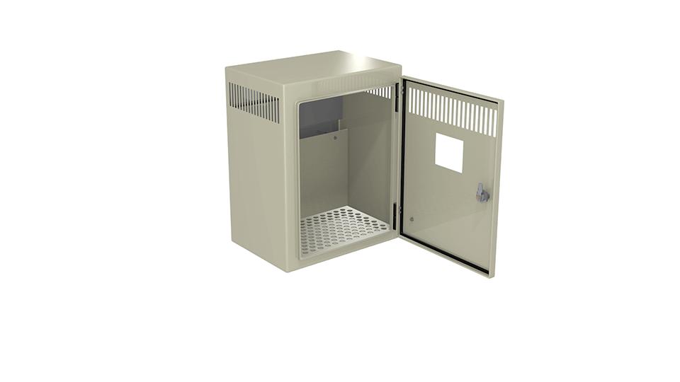 Ro N Wall Mounted Power Distribution Enclosure Metal